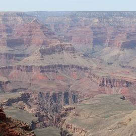 Grand Canyon - 21 by Christy Pooschke