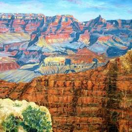 Grand Canyon National Park, Arizona by Helen Sviderskis