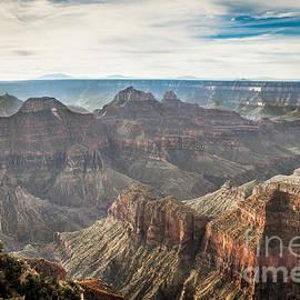 Grand Canyon North Rim by Robert Bales