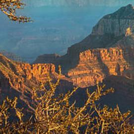 Dave Koch - Grand Canyon Sunset Panorama