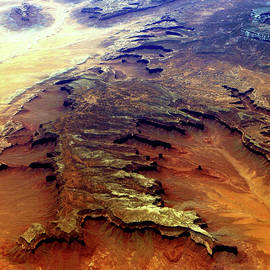 Irma BACKELANT GALLERIES - Grand Canyon01 from 6mi up