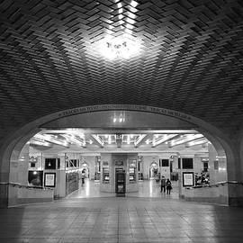 Kurt Von Dietsch - Grand Central Terminal Lower Level