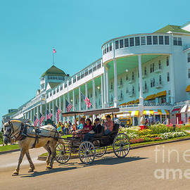 Norris Seward - Grand Hotel -2639  Mackinac Island
