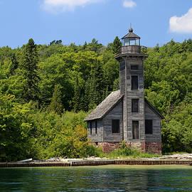 Mary Bedy - Grand Island Lighthouse 4