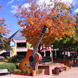 Marian Bell - Grand Ole Opry Guitar