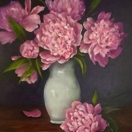 Anne Barberi - Grand Peonies