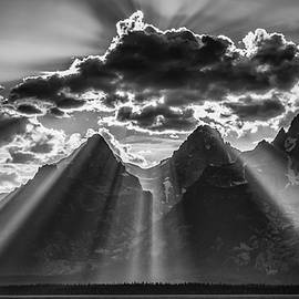 Gareth Burge Photography - Grand Teton Grandeur