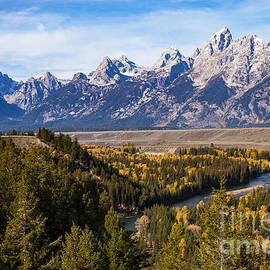 Bob Phillips - Grand Teton Mountains