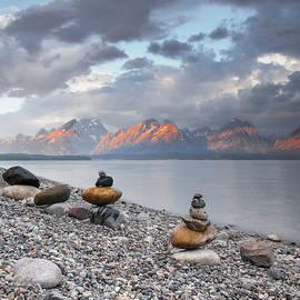 Grand Teton National Park - Zen by Jo Ann Tomaselli