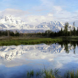 Lori Deiter - Grand Teton Reflections