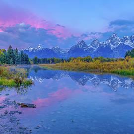 Grand Teton Sunrise by Scott McGuire