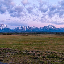 Brian Harig - Grand Tetons Before Sunrise 2