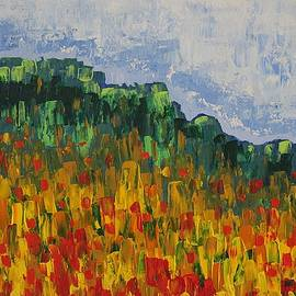 Sol Luckman - Grandfather Mountain original painting