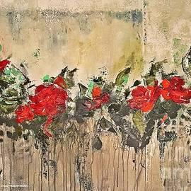 AmaS Art - Grandma Roses