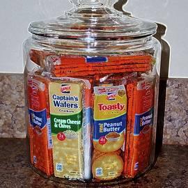 Grandma's Cracker Jar by Cynthia Guinn