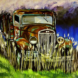 Grandpa's Truck by Jackie Carpenter
