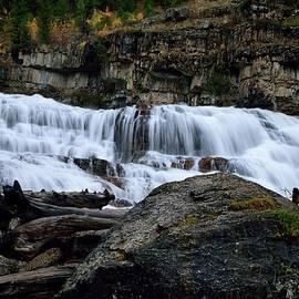 Granite Creek Falls 1 by Michael Morse