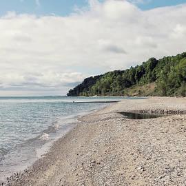 Grant Park Beach by Kim Hojnacki