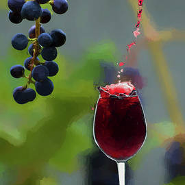 Grape To Glass For You by Dan Friend