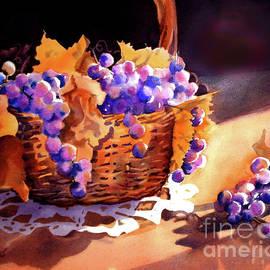 Kathy Braud - Grapes and Basket