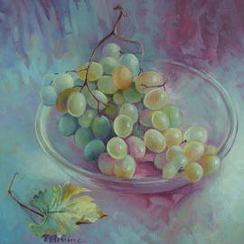 Elena Oleniuc - Grapes