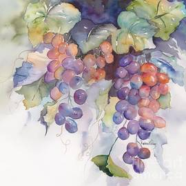 Raelene Vining - Grapes