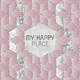 Melanie Viola - GRAPHIC ART My happy place