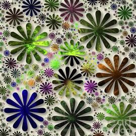 Sarah Kirk - Graphic Flowers