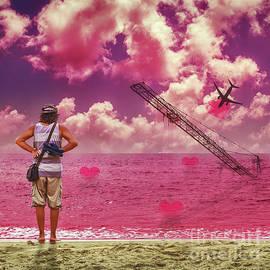 Gravity Of Love - Fine Art Photography By Ronna A. Shoham by Ronna A Shoham
