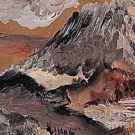 Nancy Kane Chapman - Gray Mountain