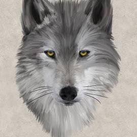 John Edwards - Gray Wolf