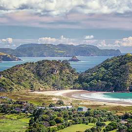 Joan Carroll - Great Barrier Island New Zealand Pacific Shore