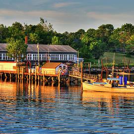 Joann Vitali - Long Island Port, Maine
