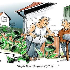 Bruce Bolinger - Great gardening.