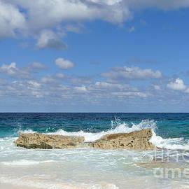 Catherine Sherman - Great Guana Cay Beach, Bahamas