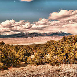 Jeff Swan - Great Sand Dunes National Park from Zapata Falls