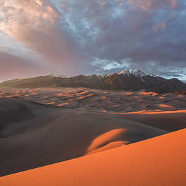 Aaron Spong - Great Sand Dunes Sunset
