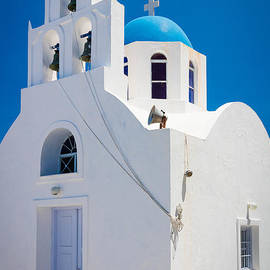 Inge Johnsson - Greek Chapel