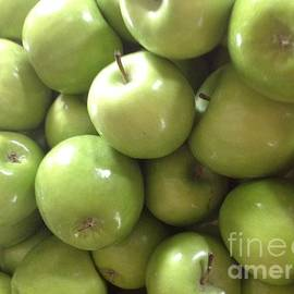 Karen Moren - Green Apples...lots of Green Apples