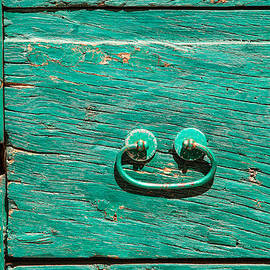 David Letts - Green Door Handle of Tuscany