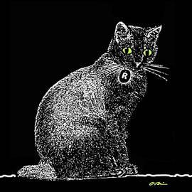 Green Eyed Ruski by Claudia O'Brien