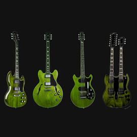 P Donovan - Green Guitars