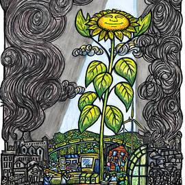 Green Jobs by Ricardo Levins Morales