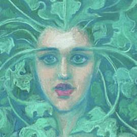 Julia Khoroshikh - Green Lady / Forest Queen