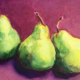 Jane Wong - Green Pears