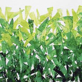 Jilian Cramb - AMothersFineArt - Greenery Gradation