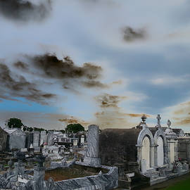 Greenword Grave by Mark J Dunn