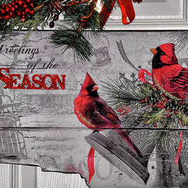 Greetings of the Season by Maria Keady