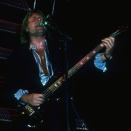 Greg Lake Of Elp by Rich Fuscia