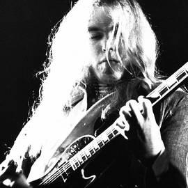 Chris Walter - Gregg Allman 1974